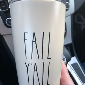 Rae Dunn Fall Y'all Tumbler
